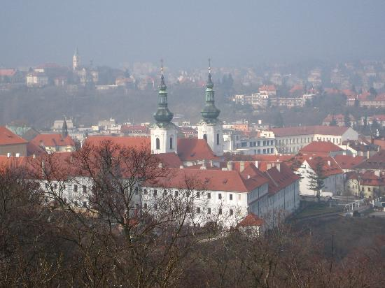 Raffaello: View from Petrin Hill.