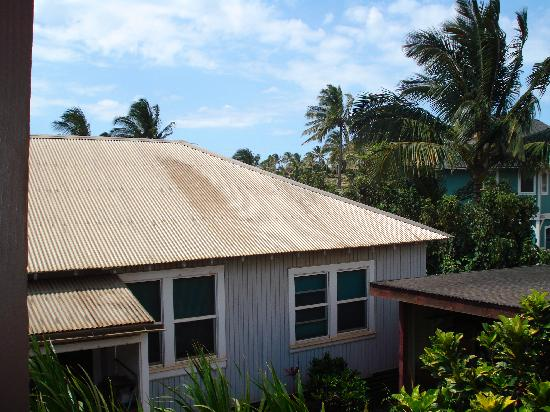 Nalu Kai Lodge: view from outside unit 8