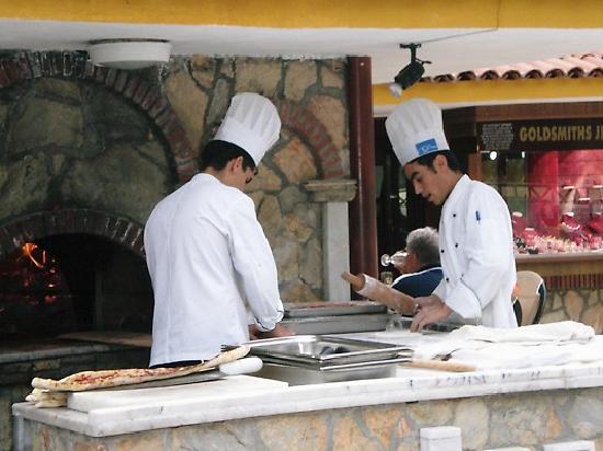 NOA Hotels Oludeniz Resort Hotel: olu deniz resort outside oven