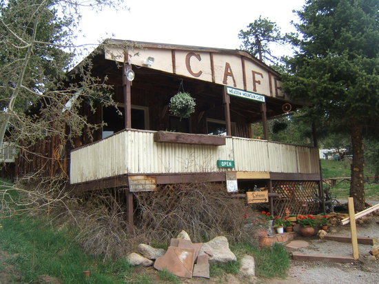 Meadow Mountain Cafe Allenspark