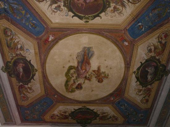 Cimabue 9: Our bedroom ceiling