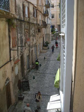 Colomba Hotel: on the prettiest street in town