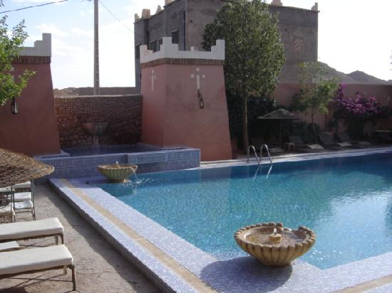 Hotel Kasbah Lamrani : PISCINE