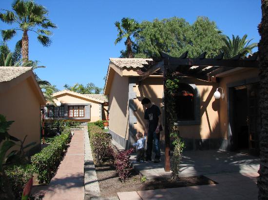Dunas Maspalomas Resort: le bungalow