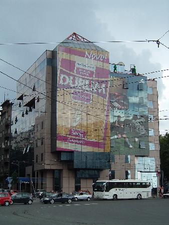 Hotel Slavija Garni: Slavija Lux exterior