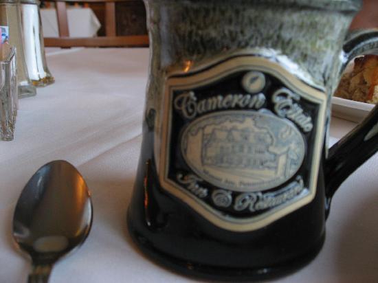 Cameron Estate Inn & Restaurant : Cameron Estate mug