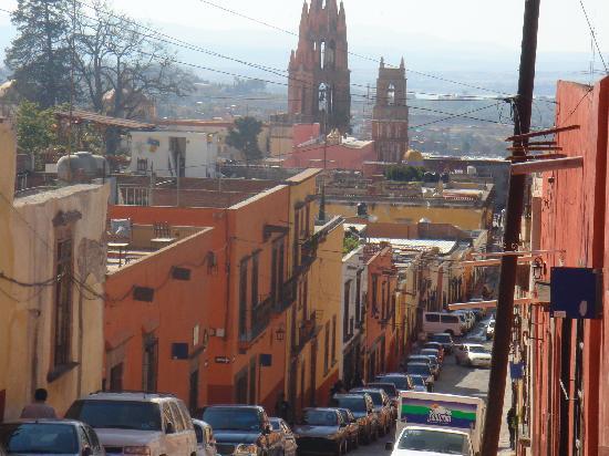 Condo Posada La Ermita: great city to walk