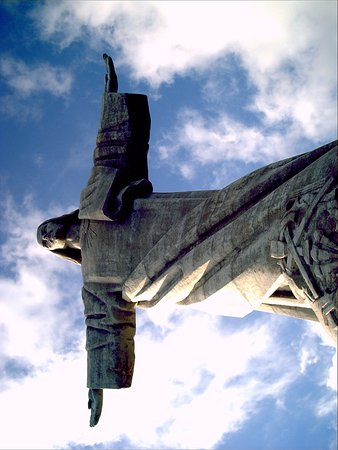 Cristo Rei, Garajau, Madeira