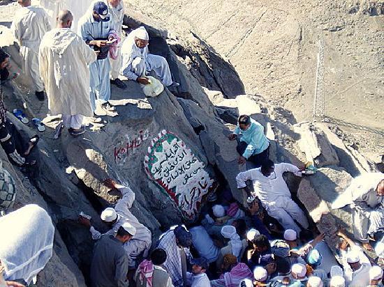 Mecca, Suudi Arabistan: era