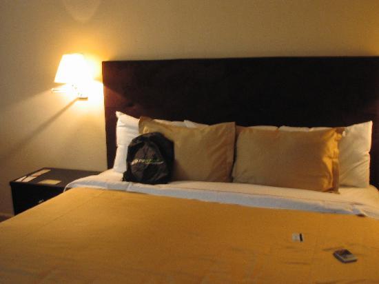 Plaza Inn Hotel : Ahora sí, la Jr. Suite (calidad que esperas)