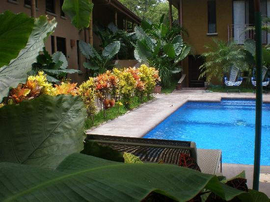Tamarindo Blue Apartments : ground