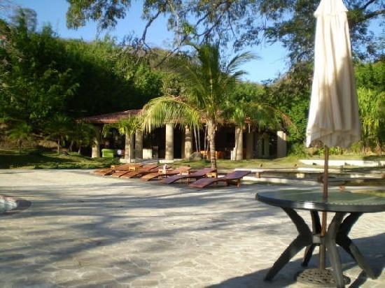 Giardini di Papagayo Hotel: reception