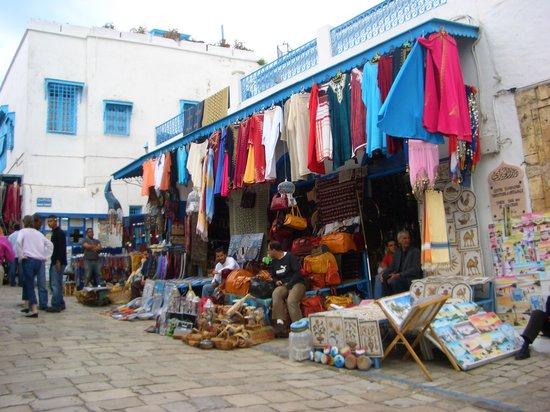 Medina von Tunis: Sidi Bou Said