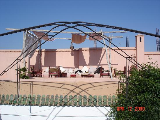 Dar Malak: Rooftop Terrace