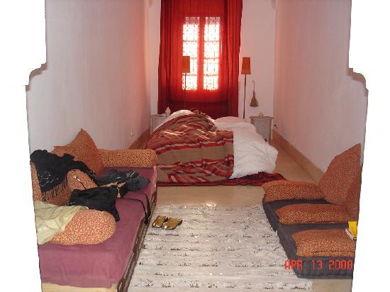 Dar Malak: Master bedroom of Suite Occident