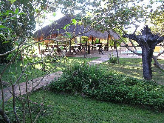 Araras Pantanal Ecolodge: Where we ate breakfast