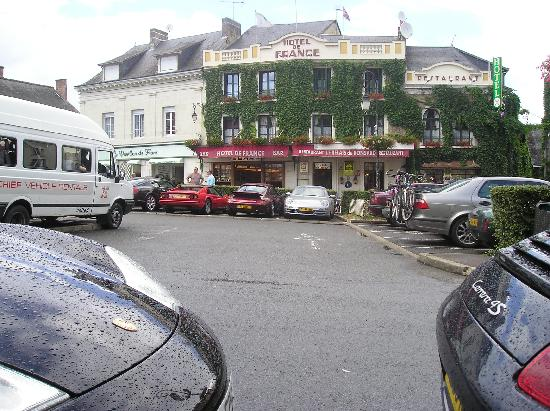La Chartre-sur-le-Loir, France: A Le mans must do