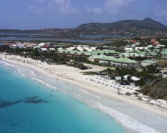 Palm Court Hotel La Plage D Orient Beach à 3 Mn De L