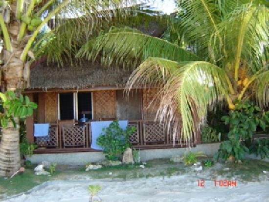Alona Tropical Beach Resort Std Bungalow Front