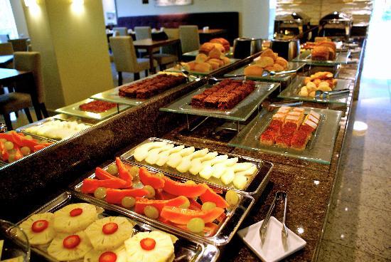Kayros Business Hotel : breakfast