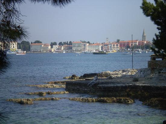 Hotel Laguna Mediteran: porec