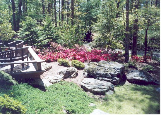 Gavlan Gardens Entrance Picture Of Garvan Woodland