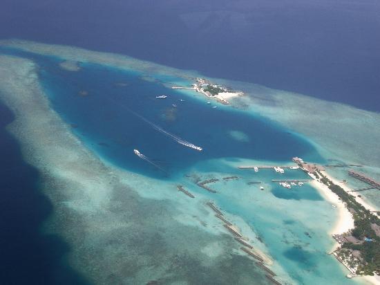 Lhaviyani Atoll : Amazing flight