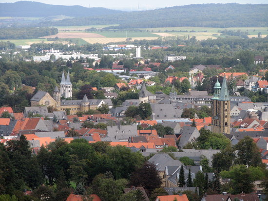 Гослар, Германия: View of Goslar