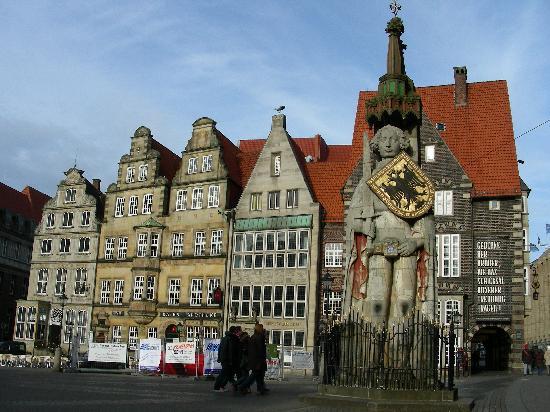BEST WESTERN Hotel Bremen East: bremen square