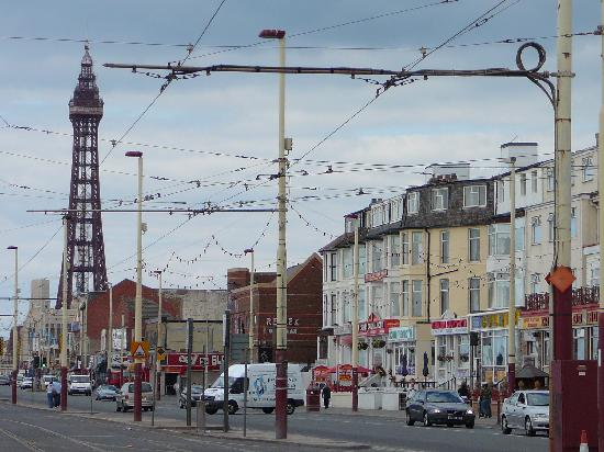 Novello Hotel: Blackpool Tower