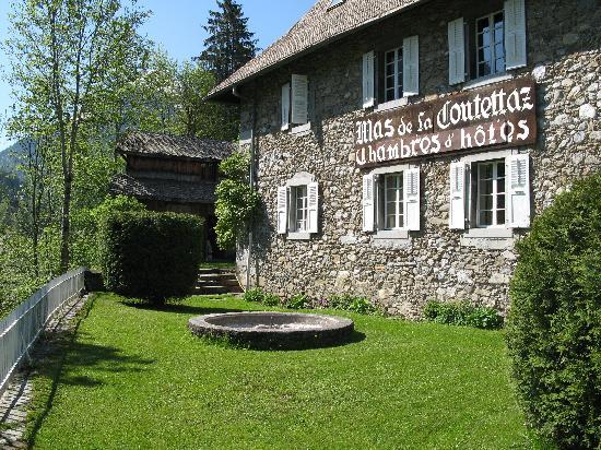 The Farmhouse - Mas de la Coutettaz : The oldest house in Morzine