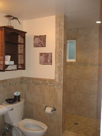 Blue Sands Motel: Bathroom