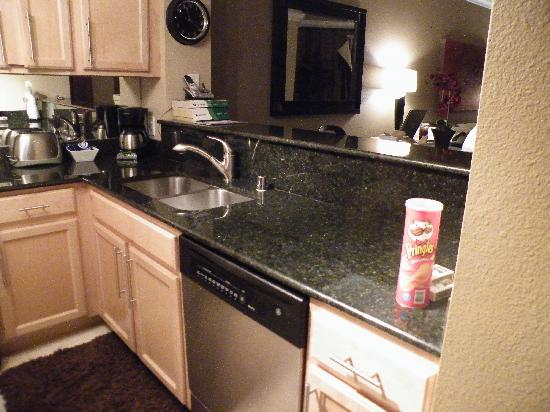 Black Marble Countertops Picture Of Meridian Luxury