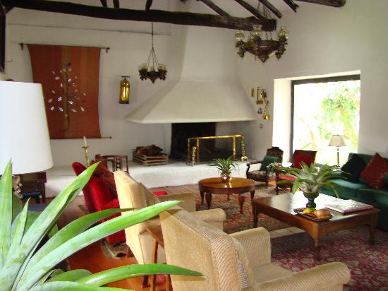 Hacienda Baza Hotel: El Salon