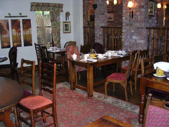 The Rams Head Inn: Dining Area