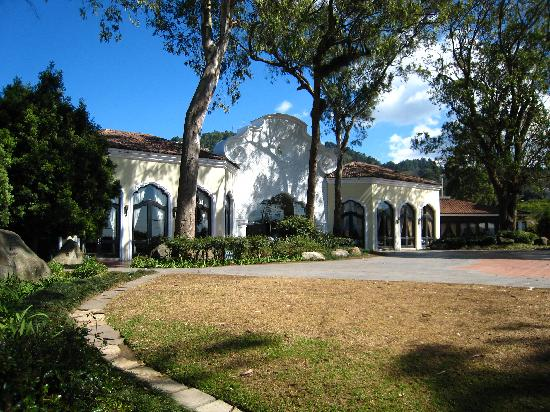 Hotel Vista Real Guatemala: The grounds