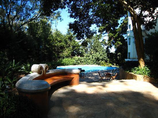 Hotel Vista Real Guatemala: Pool