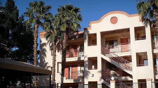 Arizona Charlie's Boulder Casino Hotel: hotel