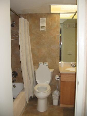Gulf Strand Resort: main bath