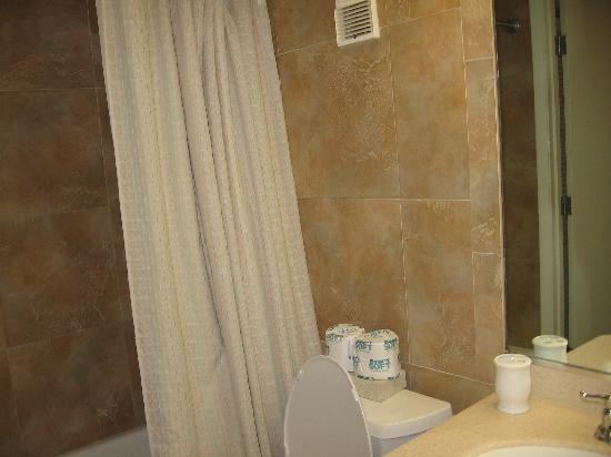 Gulf Strand Resort: main bath