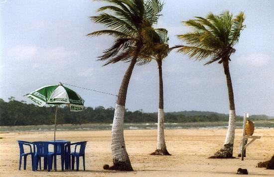 State of Para: Praia do Pesqueiro