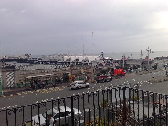 View Over Brighton Pier From Balcony Picture Of