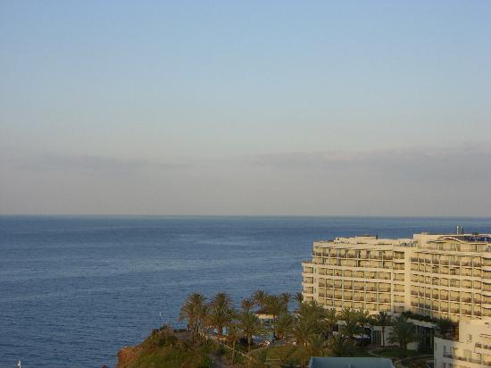 Duas Torres: View from hotel balcony
