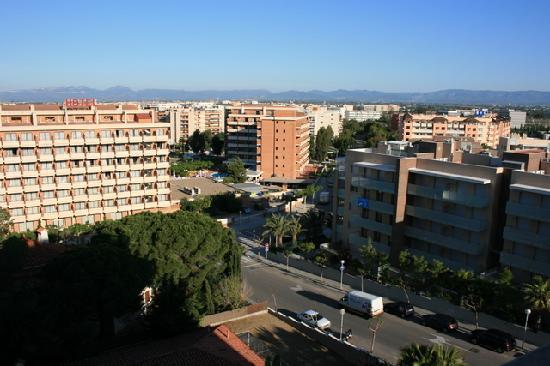 Hotel-Aparthotel Dorada Palace: Dorada Palace Hotel Floor 5 view