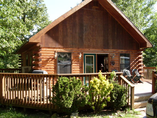 Tall Pine Horse Resort: The cabin