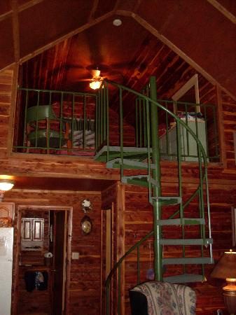 Tall Pine Horse Resort: loft