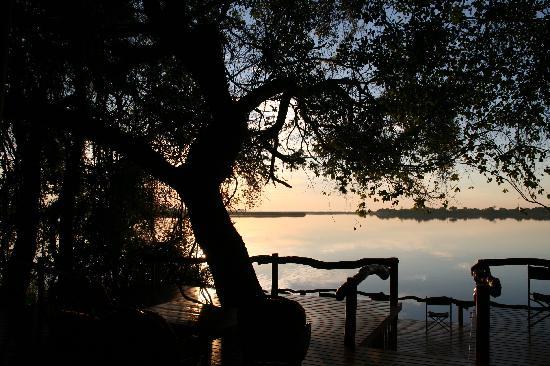 Guma Lagoon Camp: Guma camp