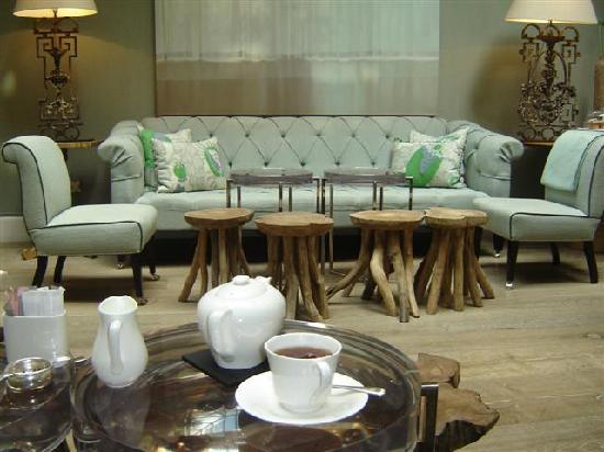 Haymarket Hotel: conservertory