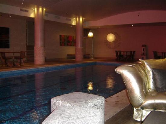 Haymarket Hotel: pool
