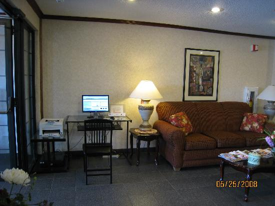 Business Corner PC - Dunkirk, N.Y.; Comfort Inn
